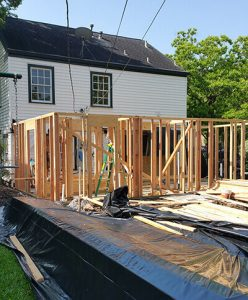 Top 5 questions about second story additions to your home for Framing a second floor addition
