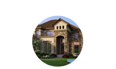 Custom home in Houston built by Legal Eagle Contractors