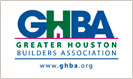 Greater Houston Builders Association (GHBA) member