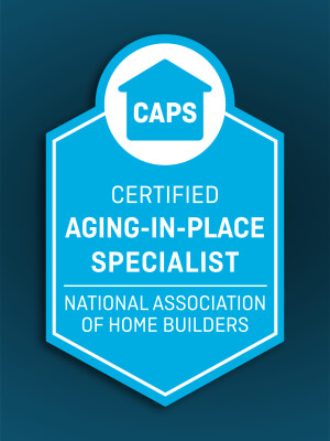 Certified Aging in Place Specialist (CAPS) certificate