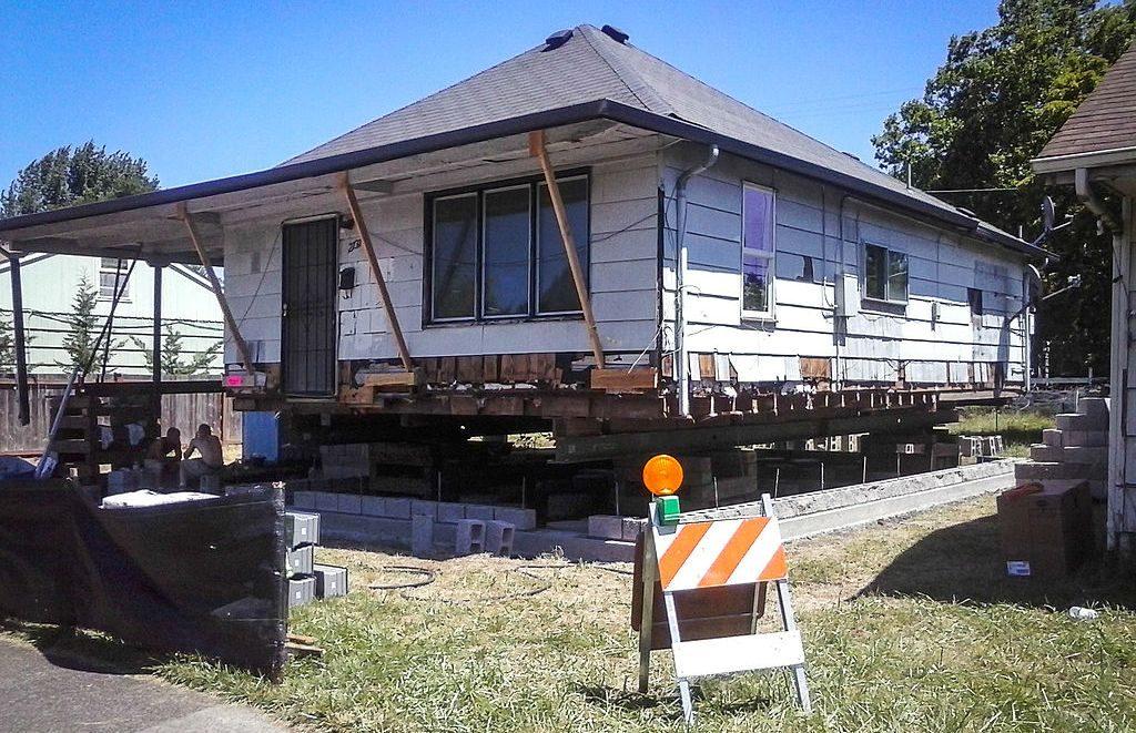 Repairing home foundations